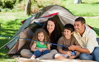 Camping PLR articles